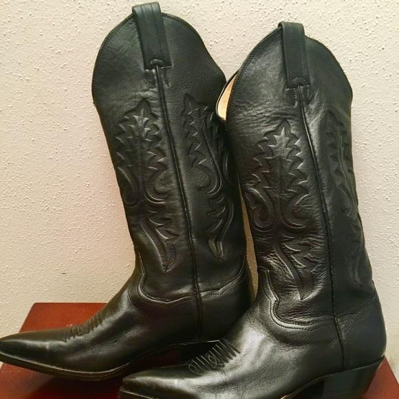 ab4377c8bb8 Panhandle Slim Women's Cowboy Boots Size 5 1/2B